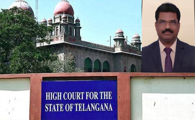 Kunuru Laxman Appointed Telangana High Court Judge - Sakshi