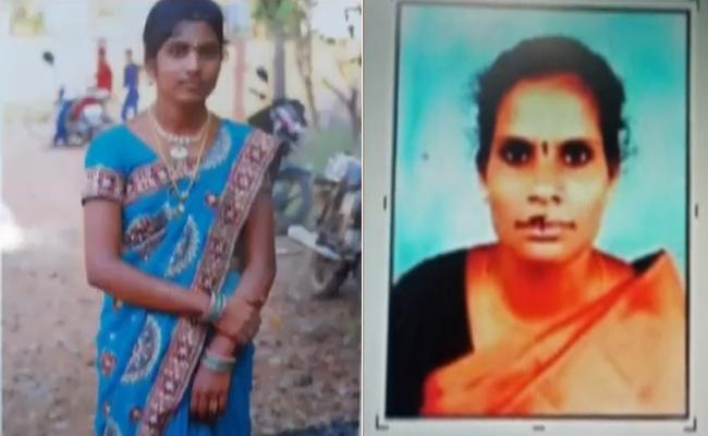 Mother And Daughter Murdered In East Godavari - Sakshi