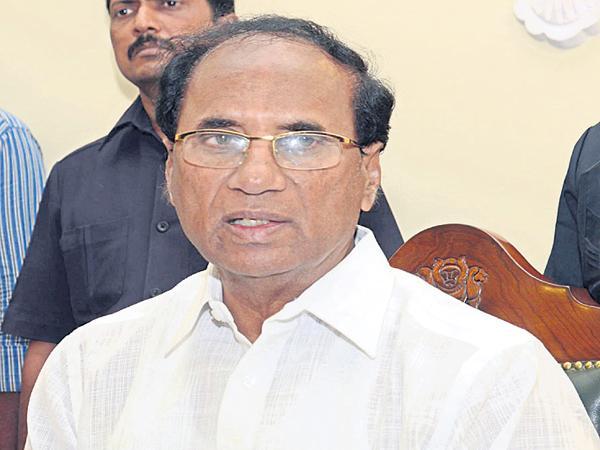 Case registered against former speaker Kodela Siva Prasada Rao - Sakshi