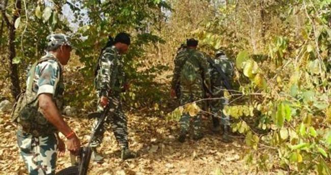 5 Maoists killed in encounter on Telangana-Chhattisgarh border - Sakshi