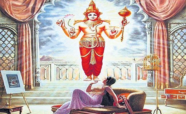 How did Kunti Give Birth to Karna - Sakshi