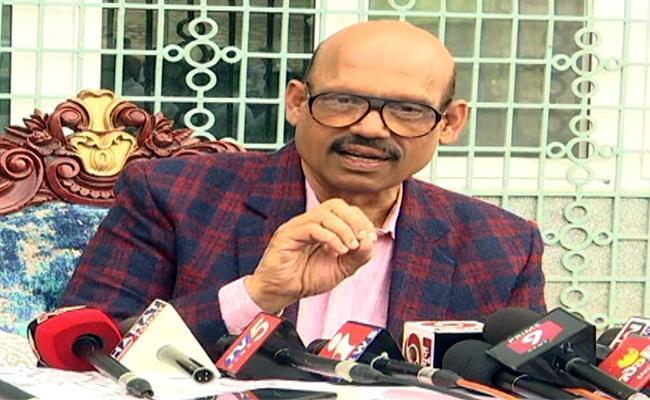 BJP Leader TG Venkatesh Praises AP CM YS Jagan - Sakshi