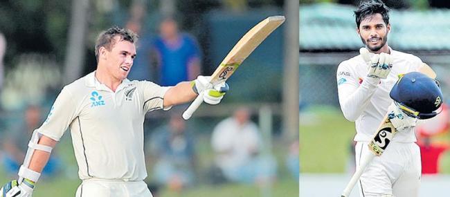 Latham century helps New Zealand dominate - Sakshi