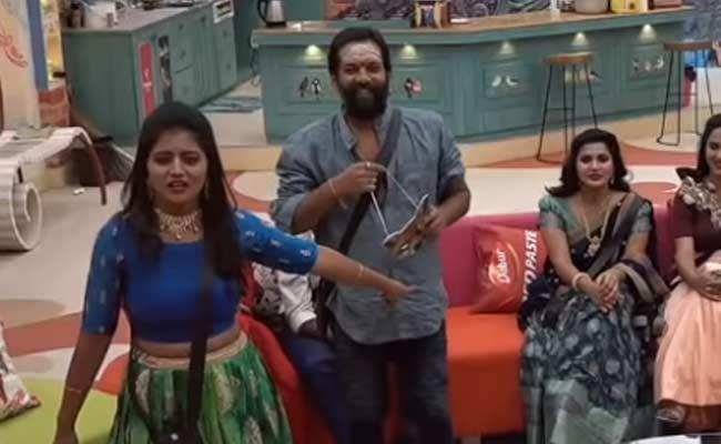 Bigg Boss 3 Telugu Baba Bhaskar Changed Nagarjuna Name - Sakshi