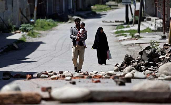Kashmir Man Went To Delhi For Medicine - Sakshi