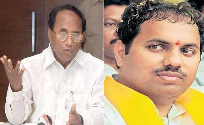 New Twist In Kodela Sivaram Laptop Theft Case - Sakshi