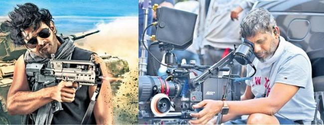 Cinematographer Madhi Talks about Prabhas Saaho - Sakshi