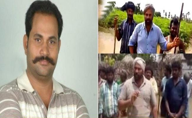 TDP Paid Artist sekhar chowdary Arrested - Sakshi