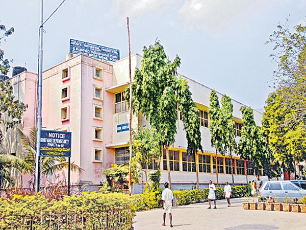 K Tax Also In Tirupati - Sakshi
