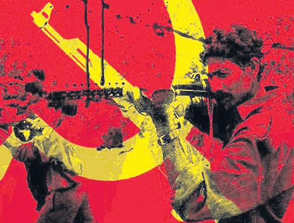 Top Maoist leaders in AbujaMad - Sakshi