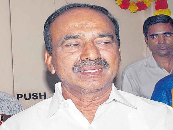Etela Rajender Comments On AYUSH - Sakshi