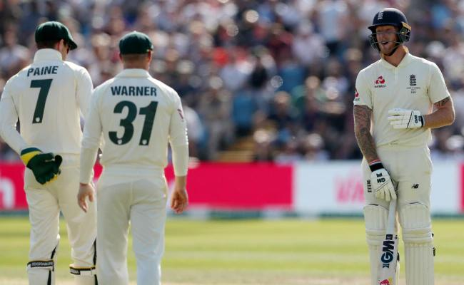 England Won a Test Match By 1 wicket After 96 years - Sakshi
