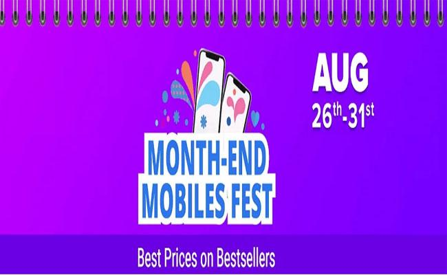 Flipkart Month-End Mobile Fest Sale Huge discounts on smartphones - Sakshi