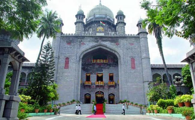 Justice Vinod, Abhishek, Laxman Sworn As Telangana High Court Judges - Sakshi