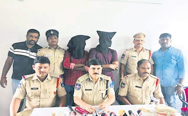 Auto Driver Murder Case Reveals in Hyderabad - Sakshi