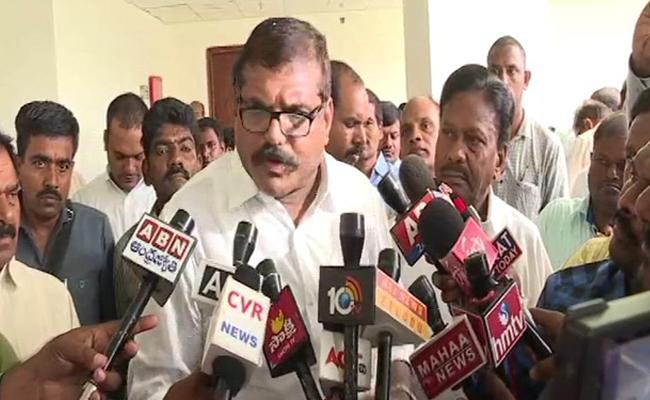 Minister Botsa Satyanarayana Slams Pawan Kalyan - Sakshi