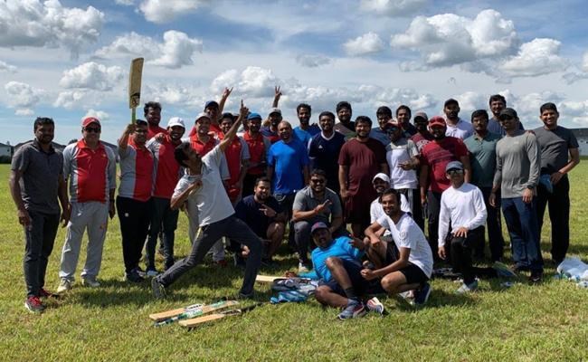 North America Telugu Society Conduct Cricket Tournament 2019 In Chicago - Sakshi