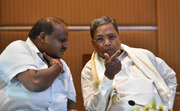 hd kumaraswamy fires on siddaramaiah - Sakshi