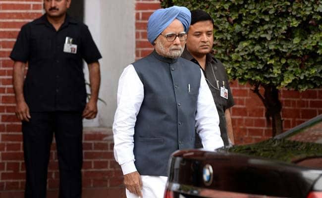 Manmohan Singhs Top Security Cover Withdrawn - Sakshi