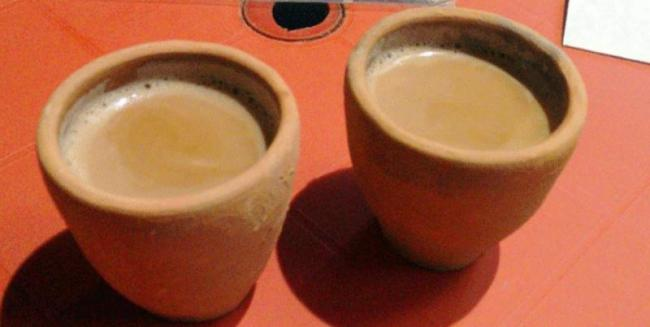 Clay Cup Tea Soon Will Be Available In Major Railway Stations - Sakshi