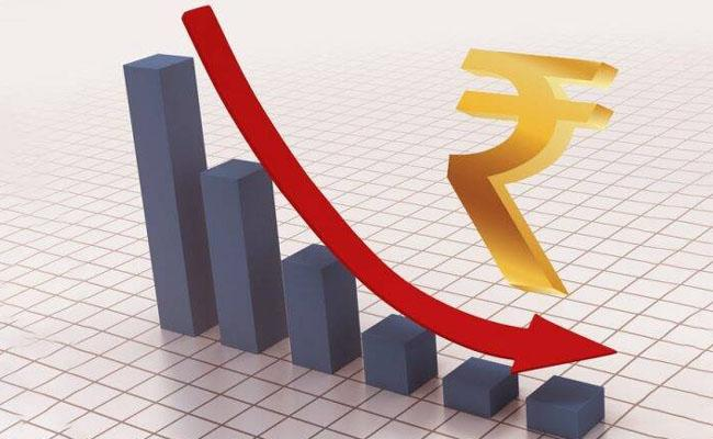 Indian currency hits fresh low of 72.25 in 2019  - Sakshi