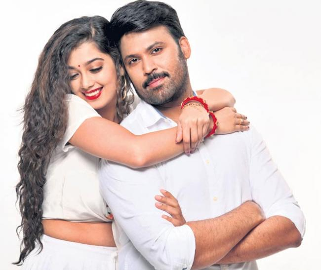 Digangana suryavanshi, lakshya new movie launch in hyderabad - Sakshi