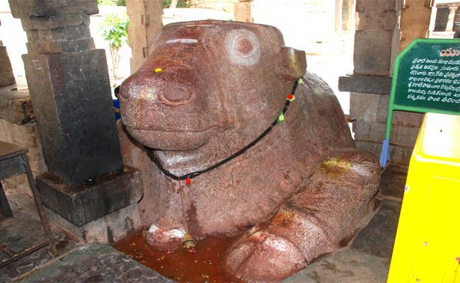 Yaganti Uma Maheswara Temple In Kurnool - Sakshi