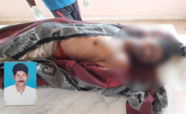 Farmer Suicide In Srikakulam District - Sakshi