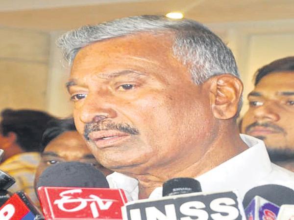 Peddi Reddy Ramachandra Reddy Asked the Central Govt For Intintiki Nalla Scheme - Sakshi