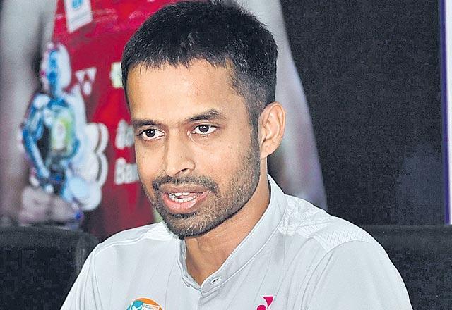 Gopichand on Sindhu is World Championship triumph - Sakshi