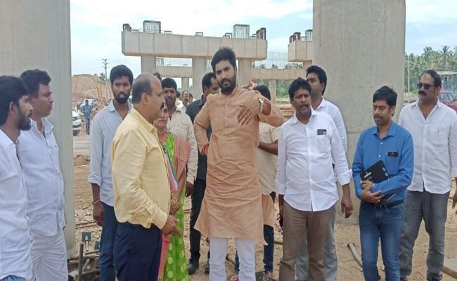 Margani Bharath Ram Speech West Godavari District - Sakshi
