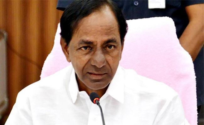 CM KCR Holds Review Meeting On Budget Preparation At Pragathi Bhavan - Sakshi