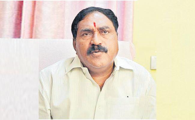 Errabelli Dayakar During A Conference On Jal Jeevan Mission in New Delhi - Sakshi