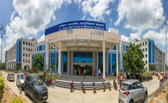 Bibinagar AIIMS Is Another Gem To Yadadri - Sakshi
