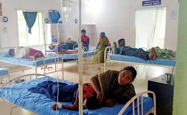 Tribal Agencies Suffering Viral Fever Srikakulam District - Sakshi