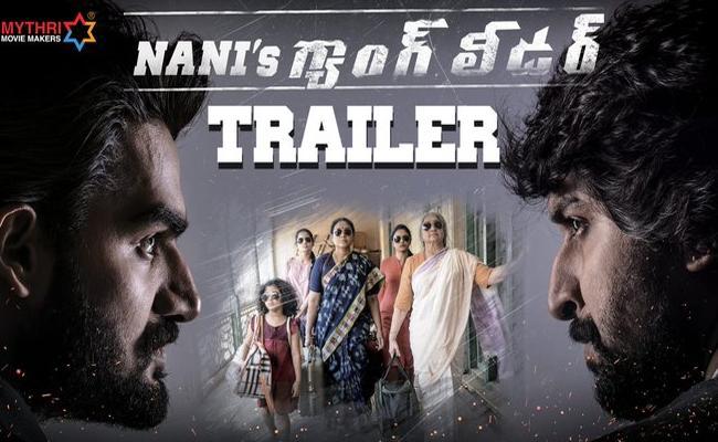 Nani's Gang Leader Movie Trailer - Sakshi