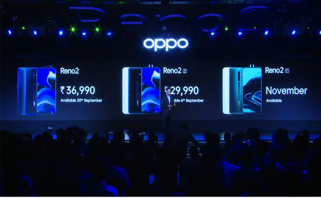 Oppo Reno 2 Series Phones launched - Sakshi