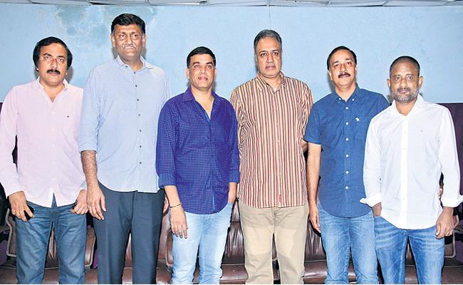Dil Raju Comments On Movie Clashes In Tollywood - Sakshi