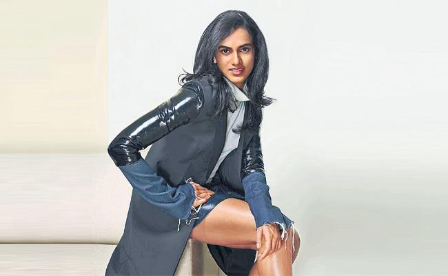 PV Sindhu Brand Value Rises After Winning Gold - Sakshi