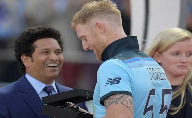 Sachin Tendulkar Fans Unhappy With ICC - Sakshi