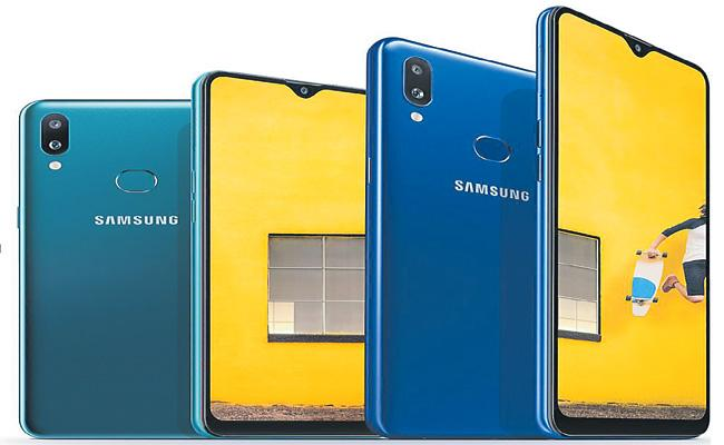 Samsung Galaxy Launch A10S Series - Sakshi
