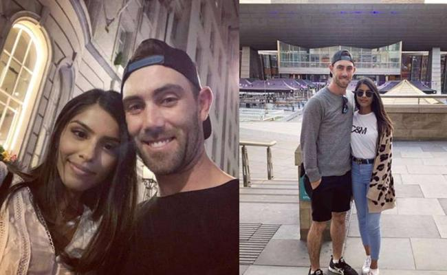 Glenn Maxwell Dating With Indian Woman - Sakshi