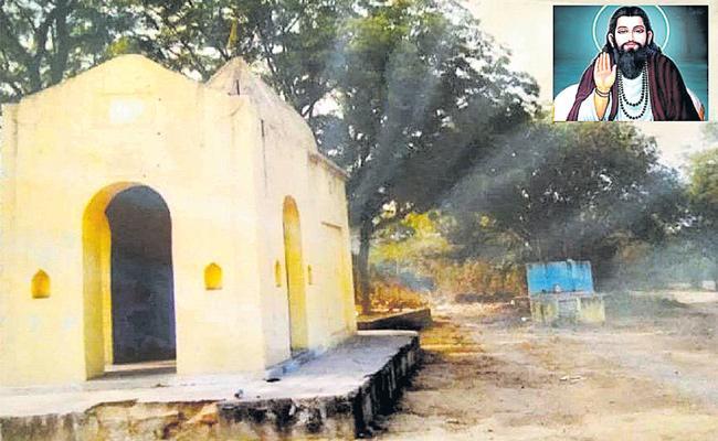 Mallepally Laxmaiah Writes Sant Ravidas Mandir Demolition In Delhi - Sakshi