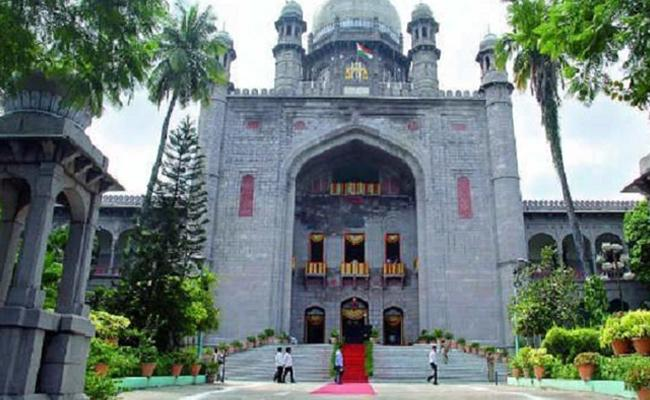Lawyers Expressed Protest Over Telangana High Court moves - Sakshi
