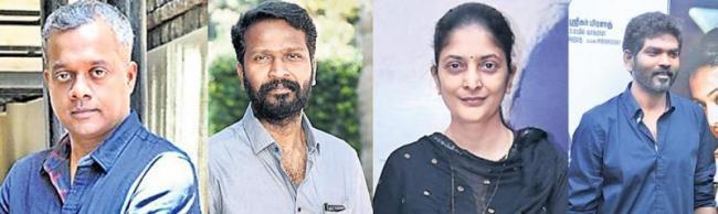 Four Tamil filmmakers to make an anthology for Netflix  - Sakshi