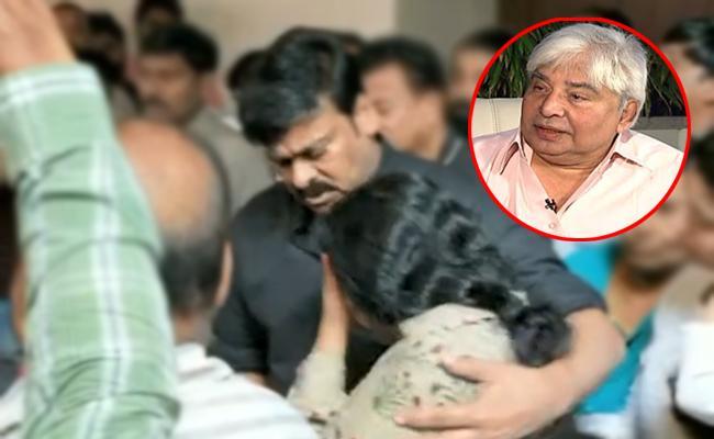 Tollywood Celebrities Pay Homage to Devadas Kanakala - Sakshi
