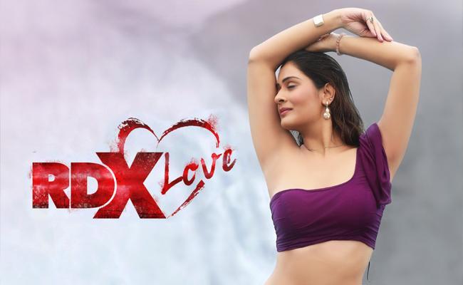 Payal Rajput's RDX Love First Look Launch by Victory Venkatesh - Sakshi