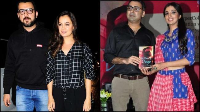Dia Mirza, Kanika Dhillon Rubbishes Rumours On Divorce - Sakshi