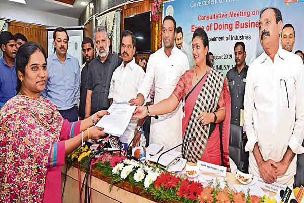 Andhra Pradesh is a haven for Industries - Sakshi