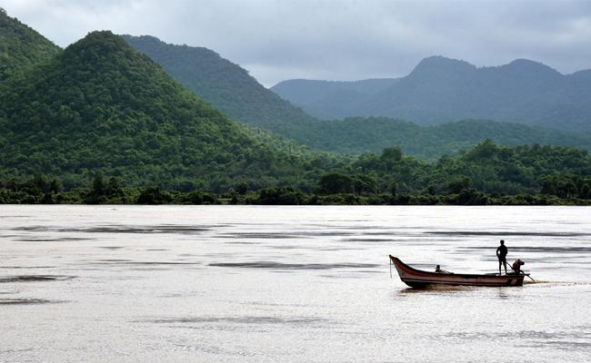 Most Beautiful View At Polavaram Papikondalu In West Godavari - Sakshi